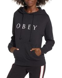 Obey - Novel 2 Pigment Pullover - Lyst