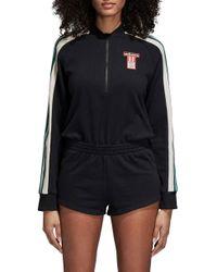 2dd7eab47564 Lyst - Women s adidas Originals Jumpsuits