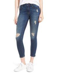Habitual - Marina Ankle Skinny Jeans - Lyst