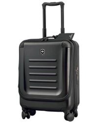 Victorinox - Victorinox Swiss Army Spectra 2.0 Dual Access Global Hard Sided Rolling 22-inch Carry-on - - Lyst