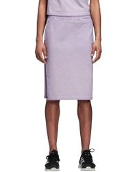 adidas Originals - 3-stripes Skirt - Lyst