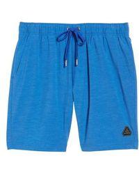 Prana - Metric Board Shorts - Lyst