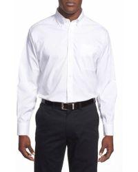 Nordstrom - Smartcare(tm) Classic Fit Pinpoint Dress Shirt - Lyst