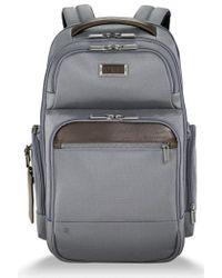 Briggs & Riley - @work Large Cargo Backpack - Lyst