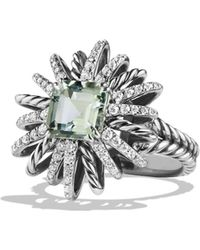 David Yurman - 'starburst' Ring - Lyst