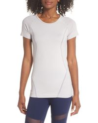 Zella - Stand Out Seamless Training Tee - Lyst