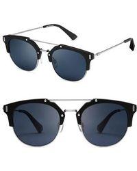 MVMT - Weekend 51mm Sunglasses - Lyst