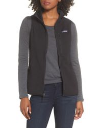 Patagonia - Performance Better Sweater Vest - Lyst