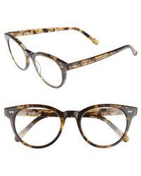 Corinne Mccormack - Abby 50mm Reading Glasses - Dark Tortoise - Lyst