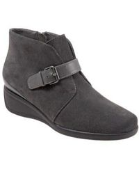 Trotters - 'Mindy' Wedge Boot - Lyst