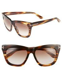 Tom Ford - 'celina' 55mm Sunglasses - - Lyst