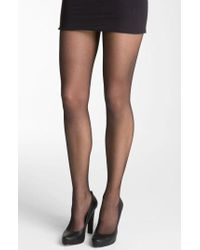 Wolford - 'individual 10' Pantyhose - Lyst