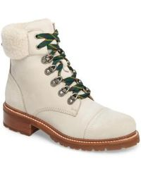 Frye - Samantha Water Resistant Hiking Boot - Lyst