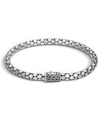 John Hardy - Dot Chain Bracelet - Lyst