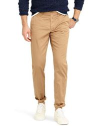 J.Crew | J.crew 484 Slim Fit Stretch Chino Pants | Lyst