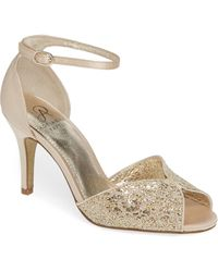 Adrianna Papell - Fifi Ankle Strap Sandal - Lyst