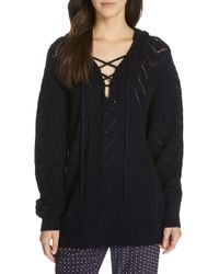 Joie - Maira Hooded Sweater - Lyst