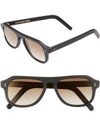 Cutler & Gross - 53mm Polarized Sunglasses - - Lyst