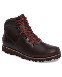 UGG - Ugg Halfstein Plain Toe Boot - Lyst
