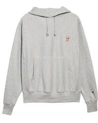 Champion - Snoopy Unisex Pullover Hoodie - Lyst