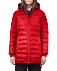 Canada Goose - Camp Fusion Fit Packable Down Jacket - Lyst