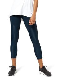 Sweaty Betty - Power Mesh Crop Leggings - Lyst