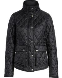 Barbour - Cushat Quilted Jacket - Lyst