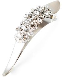 Ficcare - 'maximus Victorian' Crystal Embellished Hair Clip - Lyst