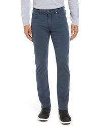 PAIGE | Lennox Slim Fit Jeans | Lyst