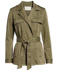 Hinge - Feminine Utility Jacket - Lyst