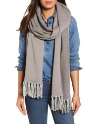 Donni Charm - Poodle French Terry Scarf - Lyst