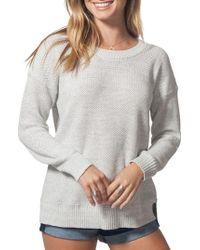Rip Curl - Wanderer Pullover - Lyst
