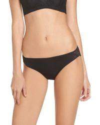 Samantha Chang - Eloise Silk & Lace Bikini - Lyst