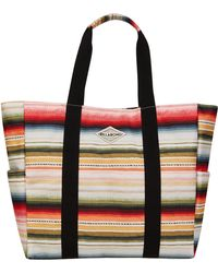 Billabong - Totally Totes Stripe Tote - Lyst