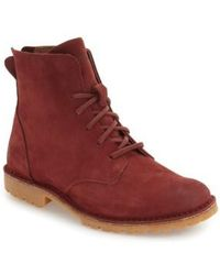 Blackstone - 'kl67' Lace-up Boot - Lyst