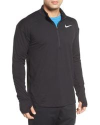 Nike - Dry Element Running Top - Lyst