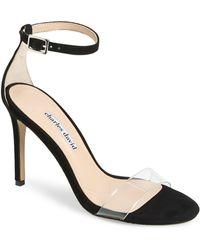 e478cb5114f MICHAEL Michael Kors. Carla Vachetta Leather Platform Sandals.  120.  Dillard s · Charles David - Carla Sandal - Lyst