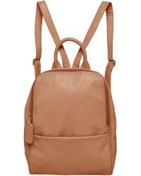 Urban Originals - Evolution Vegan Leather Backpack - Lyst