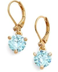Kate Spade | 'rise And Shine' Lever Back Earrings | Lyst