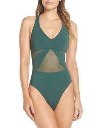 Bleu Rod Beattie - Strappy Back One-piece Swimsuit - Lyst