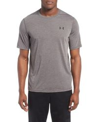 Under Armour - Regular Fit Threadborne T-shirt - Lyst