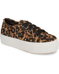292855c0355a21 Steve Madden - Emmi Platform Sneaker - Lyst