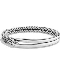 David Yurman - 'labyrinth' Single Loop Bracelet - Lyst