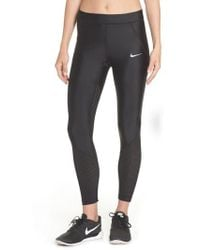 Nike - Speed Cool Running Tights - Lyst