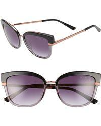 0d096eb7c489 Lyst - Ted Baker Reva Sunglasses in Purple