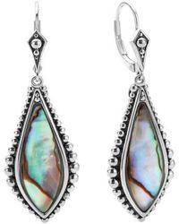Lagos - 'contessa' Semiprecious Stone Drop Earrings - Lyst
