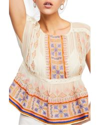 Free People - All Your Feelings Top - Lyst