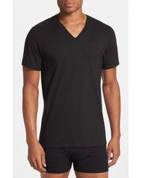 Calvin Klein - 2-pack Cotton T-shirt - Lyst