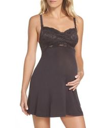 Cosabella - Never Say Never - Mommie Maternity Babydoll Chemise - Lyst