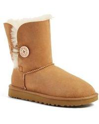 UGG - Ugg 'bailey Button Ii' Boot - Lyst